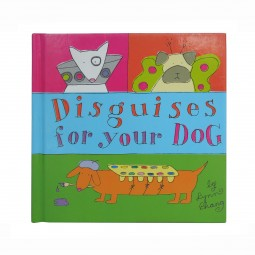 Lynn Chang, Disguises for Your Dog, book cover