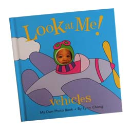 Lynn Chang, Look at Me! Vehicles Photo Book