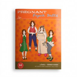 Lynn Chang, The Imagineering Company, Pregnant Paper Dolls, Concerned Paper Dolls, book cover