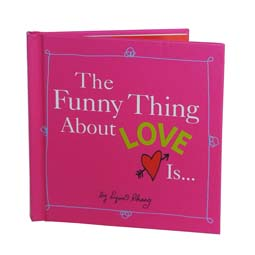 Lynn Chang, The Funny Thing About Love, book cover