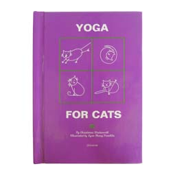 Lynn Chang, Yoga for Cats book, by Christienne Miller, illustrated by Lynn Chang