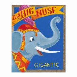 Lynn Chang, Ugly Town, Big Nose Elephant
