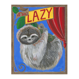 Lynn Chang, Ugly Town, I'm Lazy Sloth